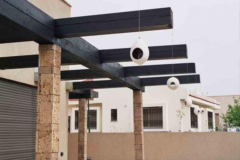 קורות עץ לעיצוב הבית