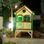 בית לעץ לילדים