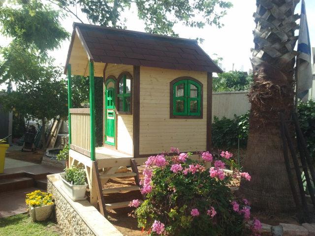 חוות דעת – בית עץ לילדים