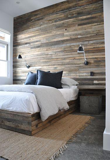 חיפוי קירות מעץ