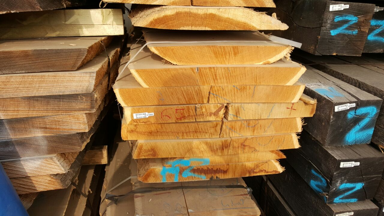 עצים, מחסן העצים א.צ ג'רבי
