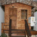מחסנים לגינה מעץ – הבחירה הדקורטיבית