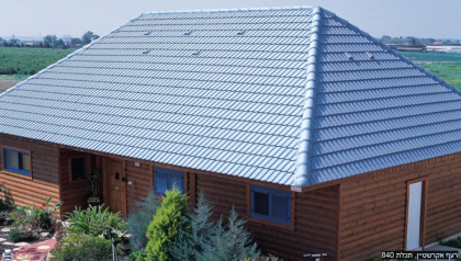 גגות רעפים לבית - רעפי אקרשטיין