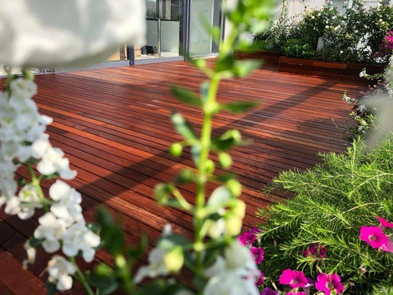 דקים לגינה מעוצבת – פתרון טבעי ויפה ביותר